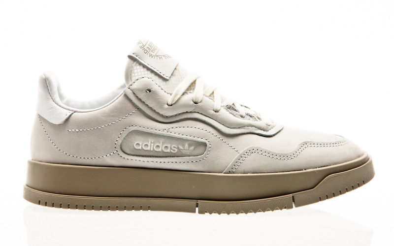 adidas Originals SC Premiere W footwear white-footwear white-light brown