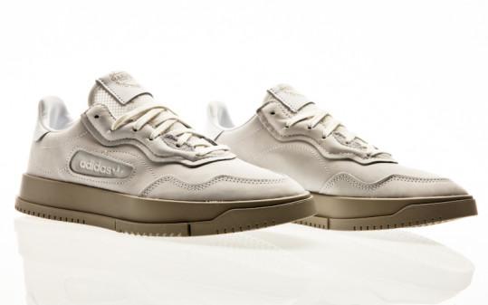 adidas Originals SC Premiere W footwear white-footwear white-light brown