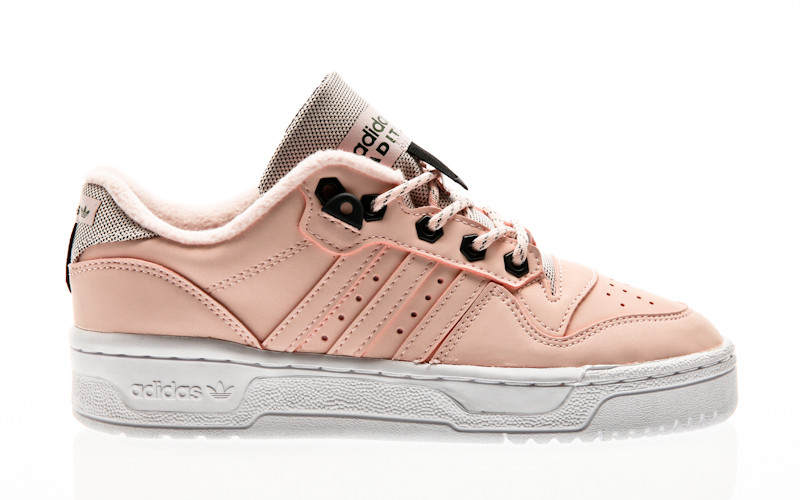 adidas Originals Rivalry Low W halo pink-halo pink-trace green