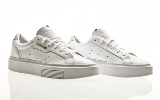 adidas Originals Adidas Sleek Super W footwear white-crystal white-core black
