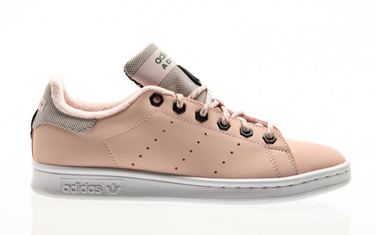 adidas Originals Stan Smith W halo pink-halo pink-trace green