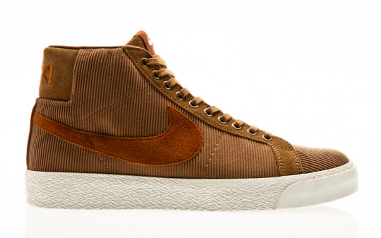 Nike SB Zoom Blazer Mid ISO Oski Orange Label muted bronze-burnt sienna-sail