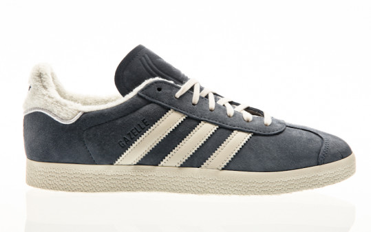 adidas Originals Gazelle tech ink-chalk white-footwear white