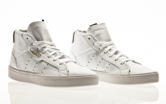 adidas Originals Adidas Sleek Mid W footwear white-footwear white-crystal white
