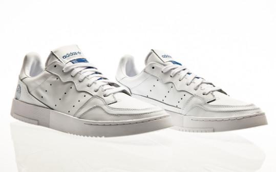 adidas Originals Supercourt footwear white-footwear white-bluebird