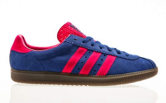 adidas Originals Padiham team royal blue-shock pink-gum