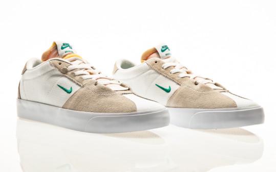 Nike SB Air Zoom Bruin Edge white-neptune green-vivid orange