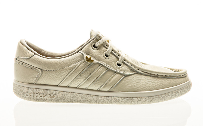adidas Originals Punstock off white-raw desert-clear brown