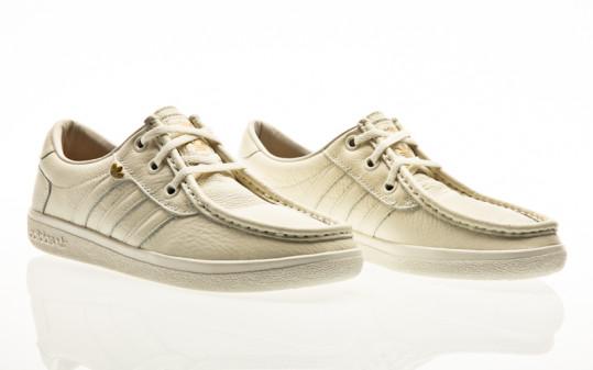 adidas Originals Punstock off white-raw desert-clear brown