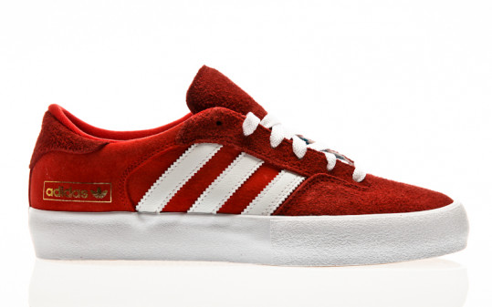 adidas Skateboarding Matchbreak Super st brick-footwear white-gold metallic