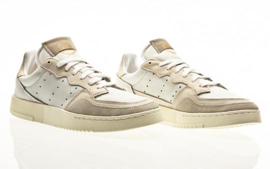 adidas Originals Supercourt crystal white-chalk white-off white