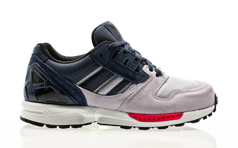 adidas Originals ZX 8000 W purple tint tech indigo core black