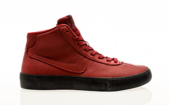 Nike SB Bruin Hi ISO Orange Label team red-night maroon-black