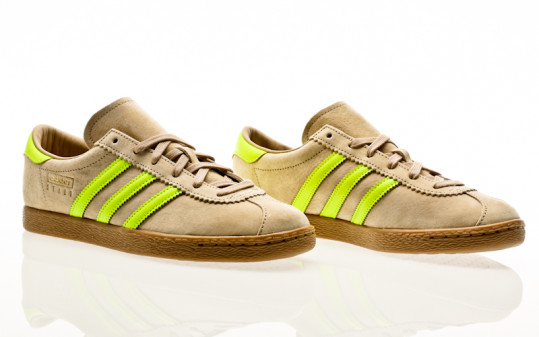 adidas Originals Stadt st pale nude-solar yellow-gum