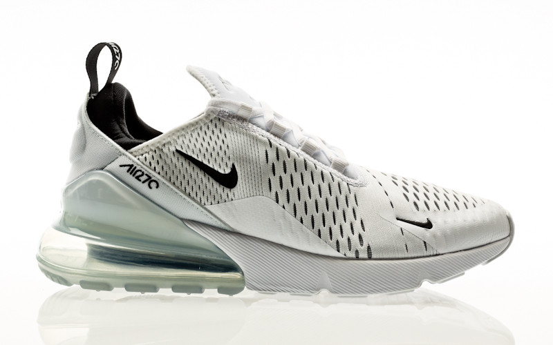 Nike Air Max 270 white-black-white