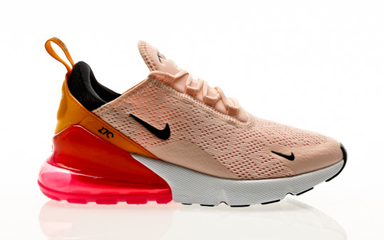 Nike W Air Max 270 washed coral-black-laser fuchsia
