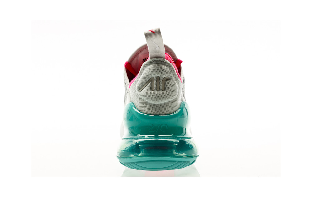 Nike W Air Max 270 Ah6789 065 Grey Orange Jungle