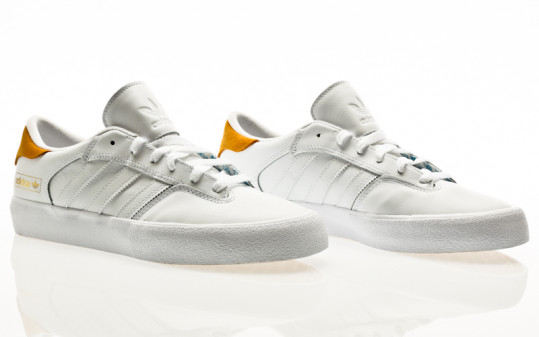 adidas Skateboarding Matchbreak Super footwear white-tactile yellow-footwear white