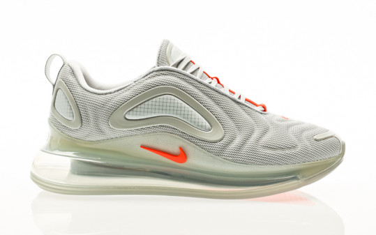 Nike Air Max 720 pure platinum-hyper crimson