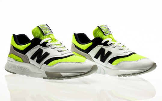 New Balance CM997 HCR off white
