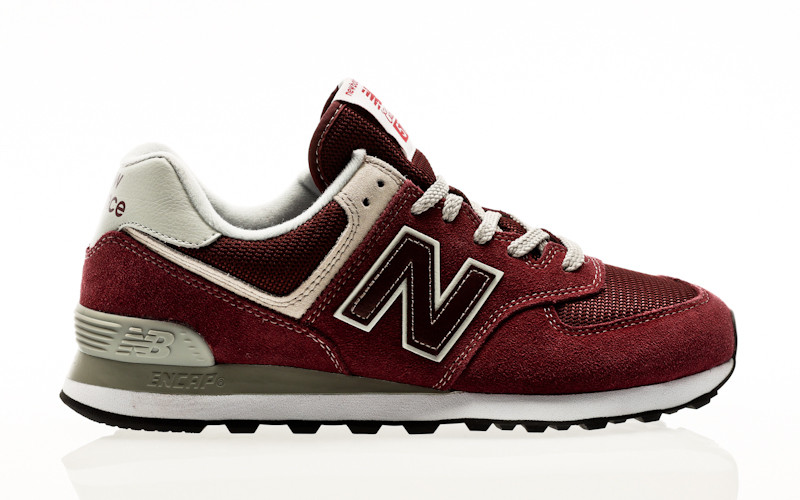 New Balance ML574 EGB burgundy