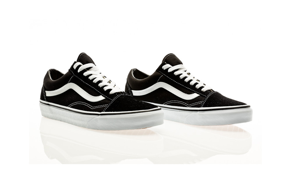 Vans Old Skool VN000D3HY281 Black| Orange Jungle