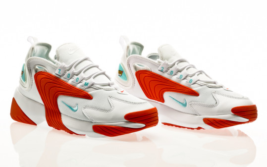 Nike Zoom 2K white-light aqua-cosmic clay