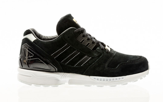 adidas originals ZX 8000 core black-core black-footwear white