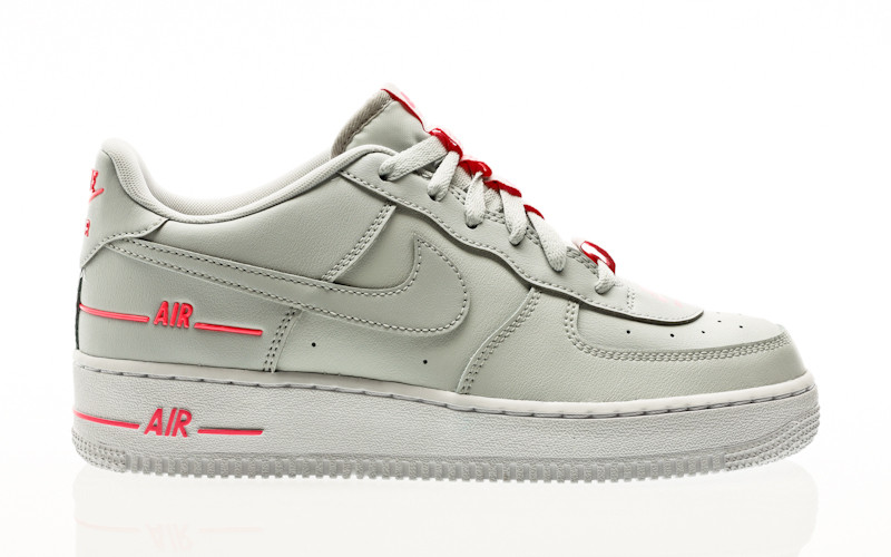 Nike Air Force 1 Lv8 3 (GS) photon dust-photon dust-digital pink