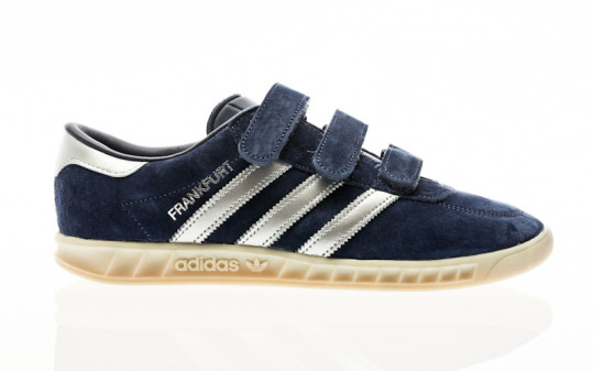 adidas Originals Frankfurt tech indigo-bluebird-off white