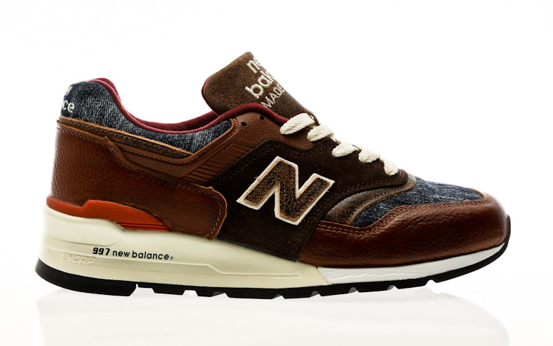 New Balance M997 SOC brown