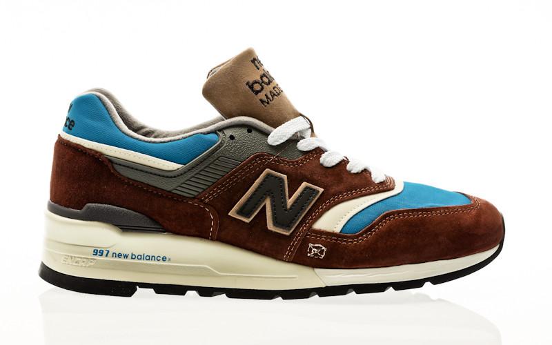 New Balance M997 SOE brown