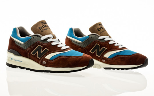 New Balance M997 SOE brown