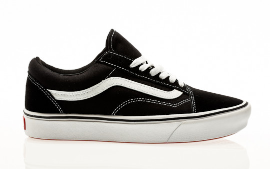 Vans Comfycush Old Skool classic black-true whit