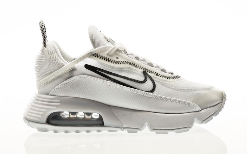 Nike W Air Max 2090 white-black-wolf grey