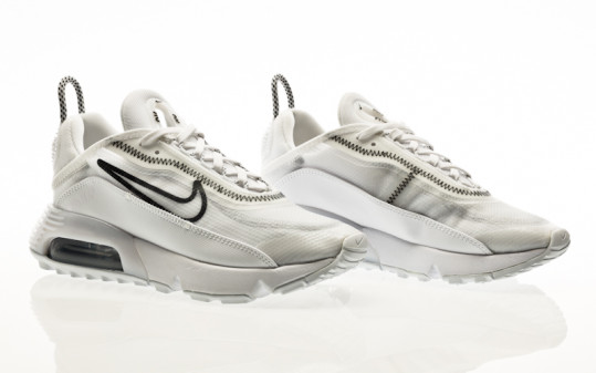 Nike W Air Max 2090 white-black-wolf grey