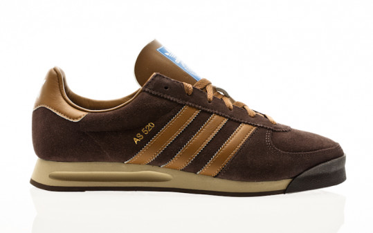 adidas Originals AS 520 brown-raw desert-savannah