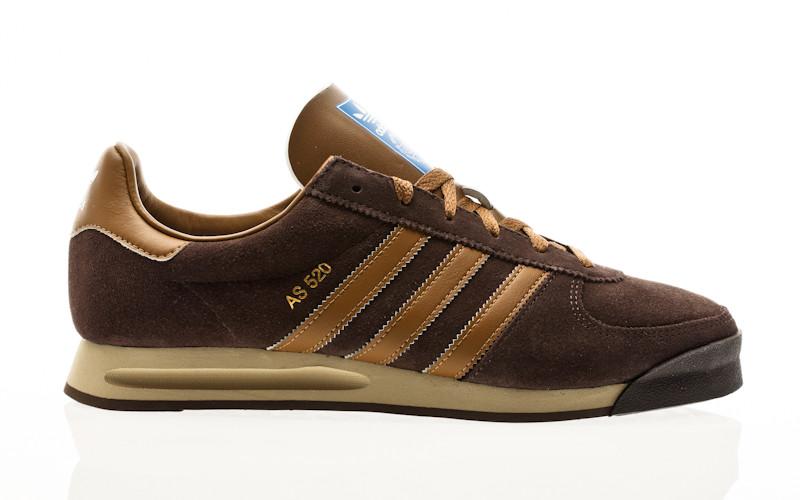 adidas Originals AS 520 brown-raw desert-savannah