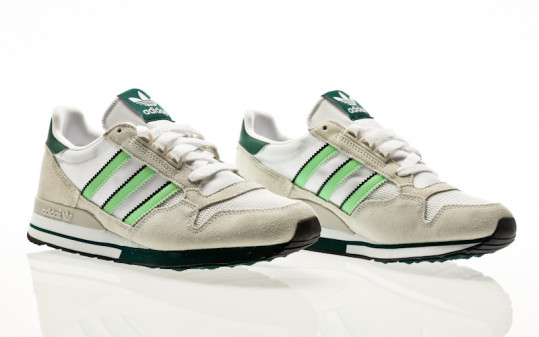 adidas Originals ZX 500 W crystal white-glory mint-footwear white