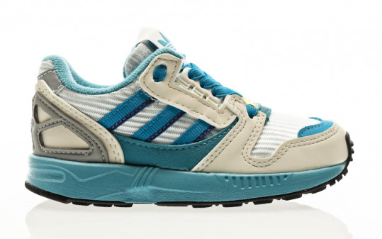 adidas Originals ZX 8000 EL I crystal white-light aqua-core black