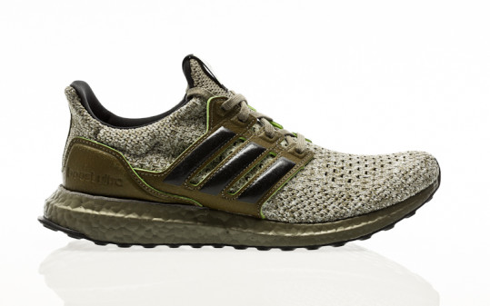adidas Originals Ultraboost DNA x Star Wars Yoda trace cargo-core black-raw khaki