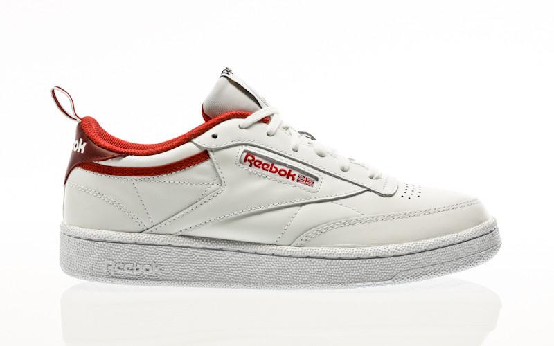 Reebok Club C 85 legacy red-merlot-white