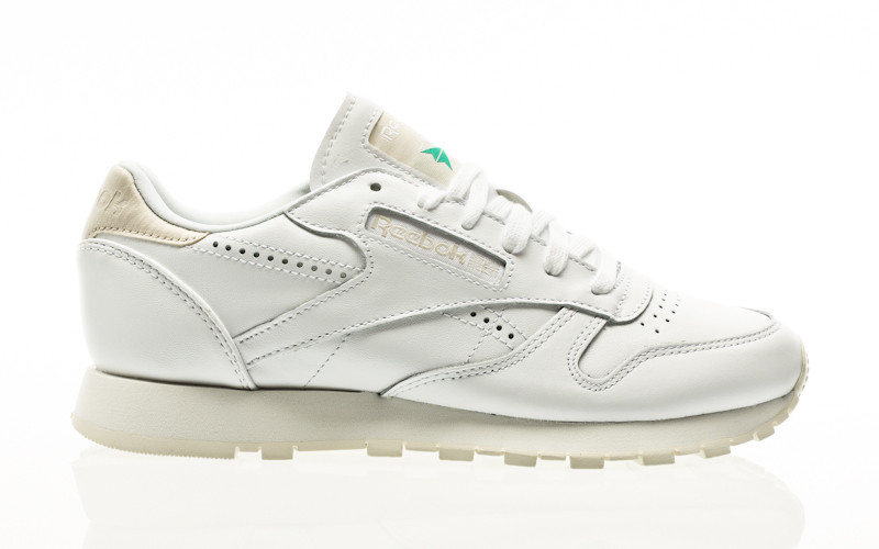 Reebok Classic Leather white-alabaster-chalk