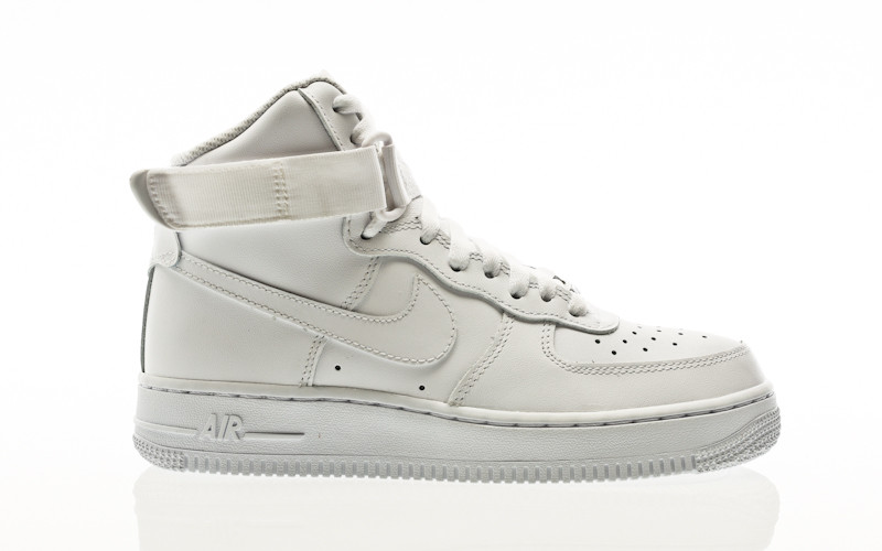 Nike W Air Force 1 High white-white-white
