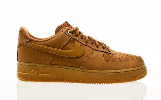 Nike Air Force 1 07 WB flax-wheat-gum light brown-black