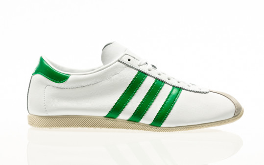 adidas Originals Overdub footwear white-green-cream white