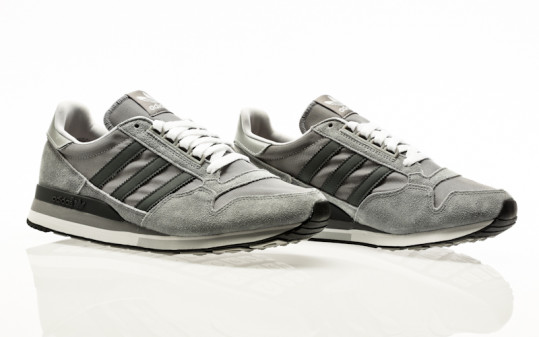 adidas Originals ZX 500 grey four-grey six-grey three