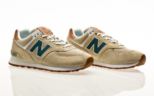 New Balance ML574 TYC brown