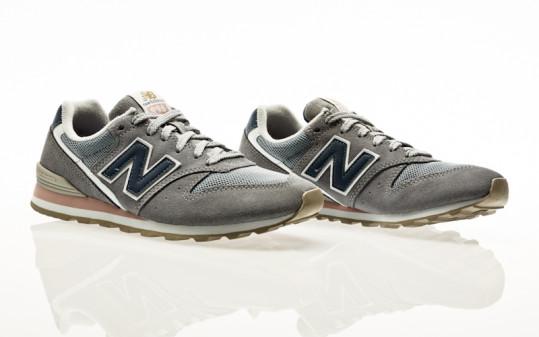 New Balance WL996 WS grey