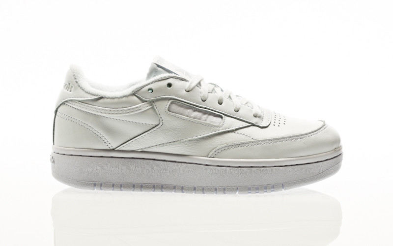 Reebok Club C Double white-white-cold grey
